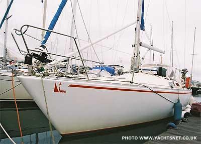 albin nova archive details yachtsnet ltd online uk