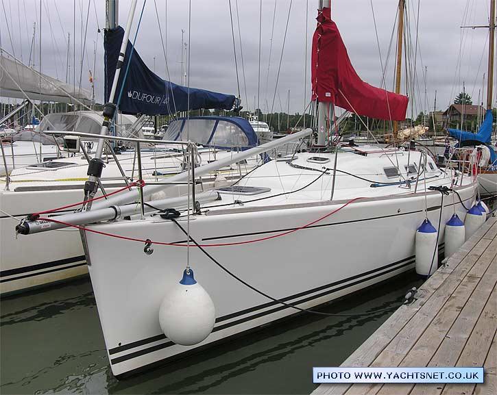 Beneteau First 40 7 Archive Details Yachtsnet Ltd