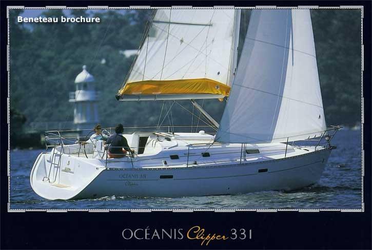Beneteau Oceanis 331 archive details - Yachtsnet Ltd. online UK yacht ...