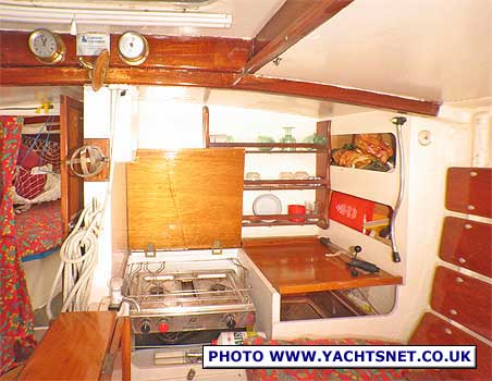 One Secret Small Boat Galley Designs Guide