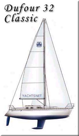 Dufour 32 Classic for sale