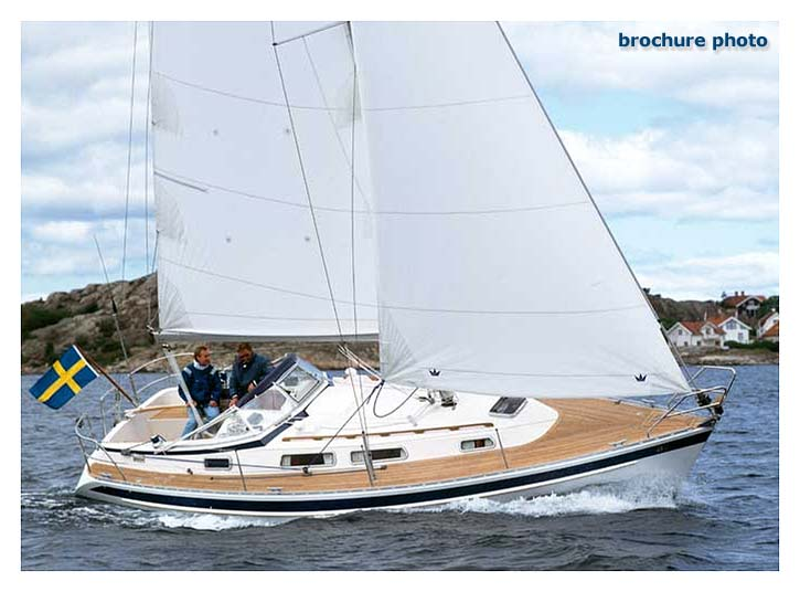Hallberg-Rassy 31 - Yachtsnet Ltd. online UK yacht brokers - yacht brokerage ...
