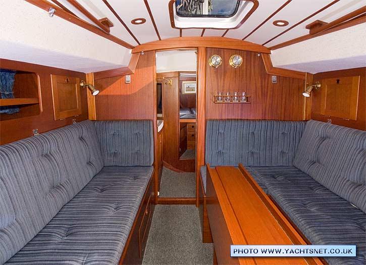 Hallberg-Rassy 312 for sale