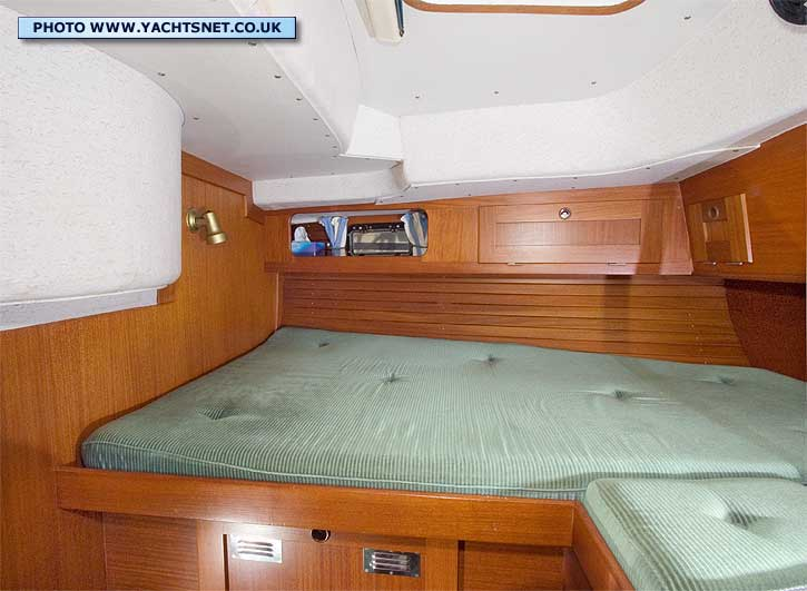 Hallberg-Rassy 352 archive details - Yachtsnet Ltd. online UK yacht brokers ...