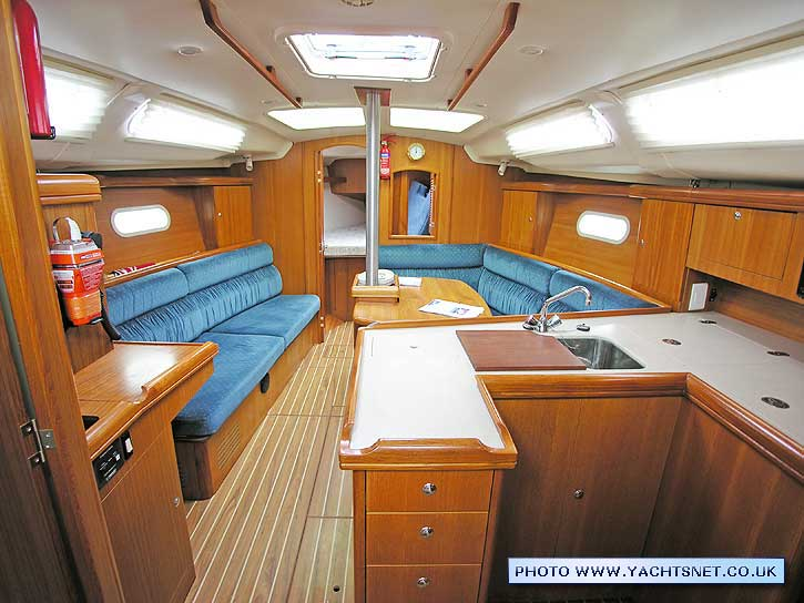 Legend 356 Archive Details Yachtsnet Ltd Online Uk