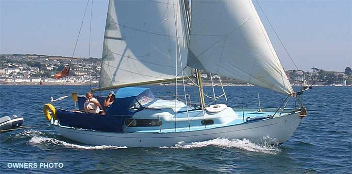 I D Be Interested In Hearing About A Contessa Jj Taylor 26 Cruisers Amp Sailing Forums