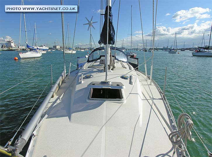 Moody 31 archive details - Yachtsnet Ltd. online UK yacht brokers - yacht .