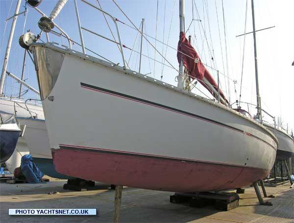 Parker 31 Archive Details Yachtsnet Ltd Online Uk Yacht