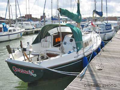 Sabre 27 archive details - Yachtsnet Ltd. online UK yacht brokers - yacht ...