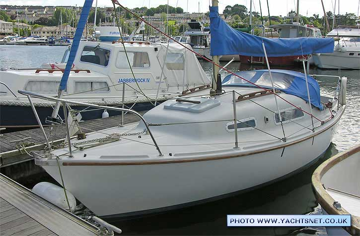 Seal 22 archive details - Yachtsnet Ltd. online UK yacht brokers - yacht brokerage and boat sales