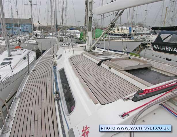 Jeanneau Sun Odyssey 51 archive details - Yachtsnet Ltd. online UK yacht ...