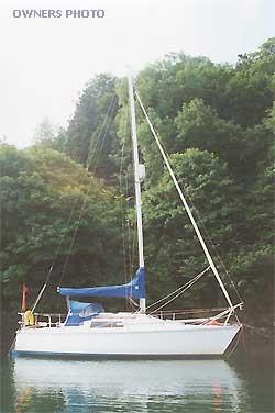 Super Seal 26 Lift Keel Yacht Archive Details