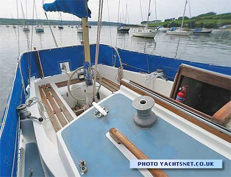 Westerly Centaur archive details - Yachtsnet Ltd. online UK yacht brokers ...