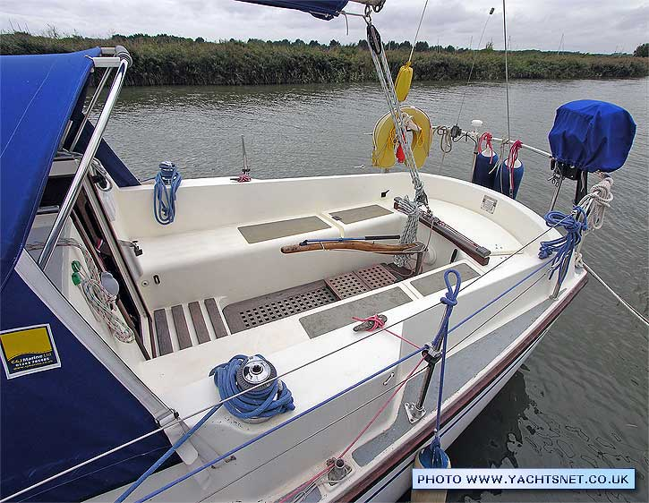 Westerly Longbow archive details - Yachtsnet Ltd. online UK yacht brokers ...