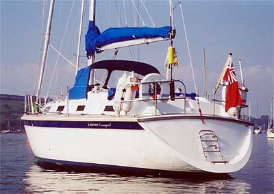 Westerly oceanquest