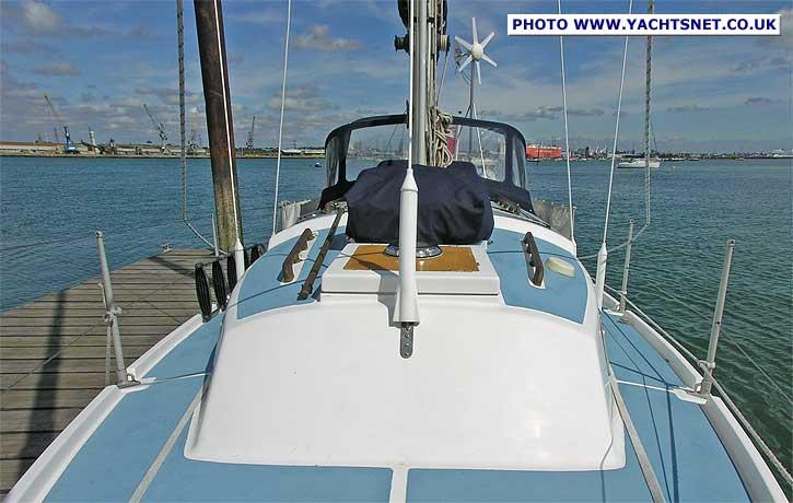 Westerly Pentland archive details - Yachtsnet Ltd. online UK yacht brokers ...