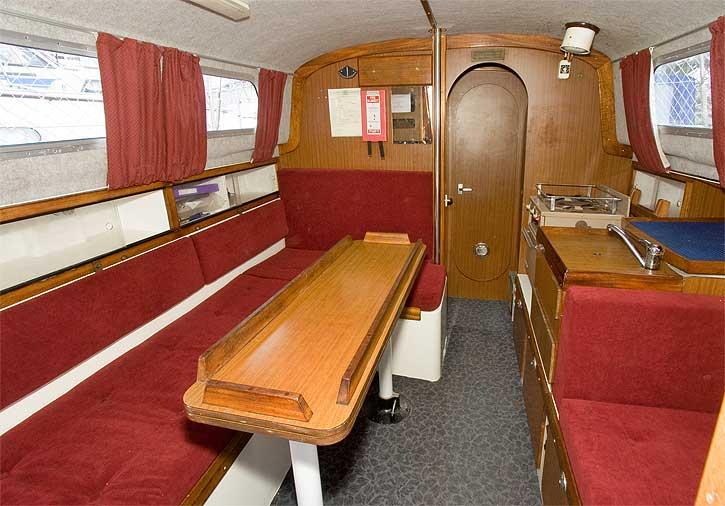 Westerly Renown ketch archive details - Yachtsnet Ltd. online UK yacht ...