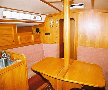 Westerly Seahawk archive details - Yachtsnet Ltd. online UK yacht brokers ...