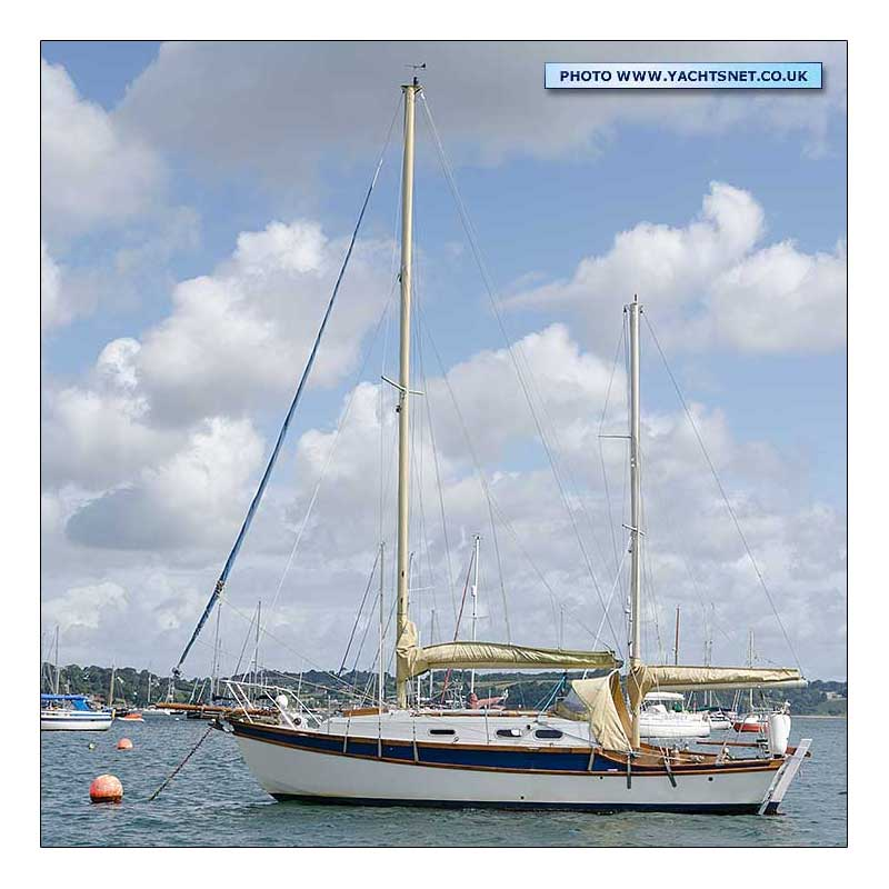 Golden Hind 31 for sale