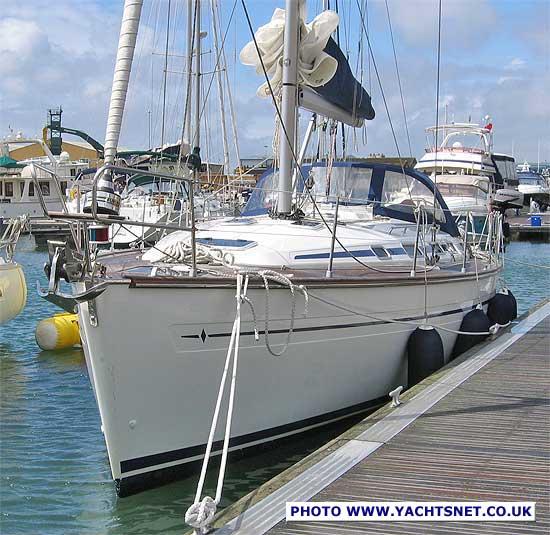 Bavaria 44 archive details - Yachtsnet Ltd  online UK yacht