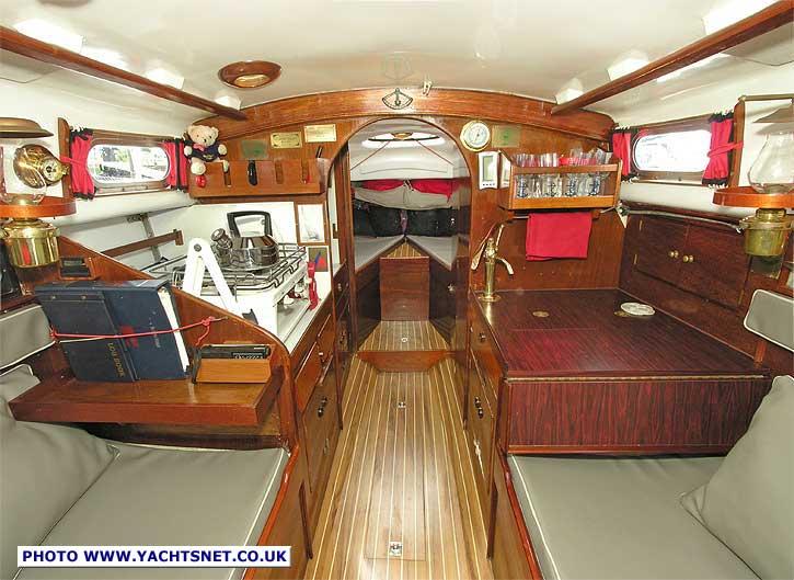 Barbican 33 archive details  Yachtsnet Ltd online UK