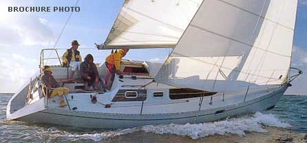Feeling 326 archive details - Yachtsnet Ltd  online UK yacht