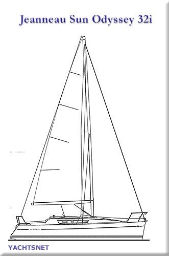 Jeanneau Sun Odyssey 32i Yacht For Sale Yachtsnet Ltd Online Uk