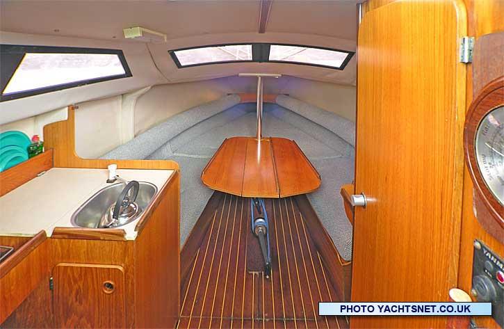 Jeanneau Tonic 23 Archive Details Yachtsnet Ltd Online
