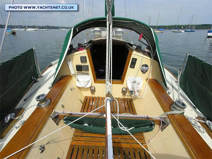 Naja 30 archive details - Yachtsnet Ltd. online UK yacht