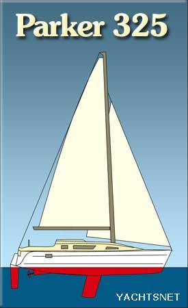 Parker 325 archive details - Yachtsnet Ltd  online UK yacht