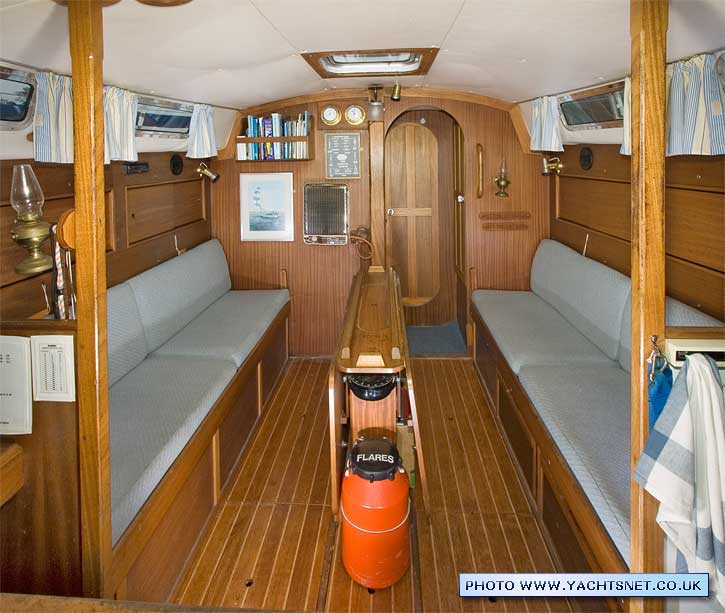 Westerly 33 Ketch Archive Details Yachtsnet Ltd Online Uk Yacht Brokers Yacht Brokerage And