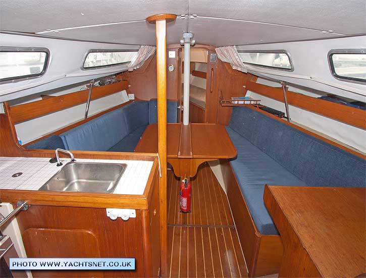 Westerly Merlin Archive Details Yachtsnet Ltd Online Uk