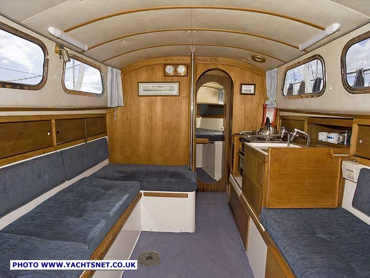 Westerly Pentland Archive Details Yachtsnet Ltd Online