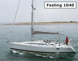 Feeling 1040 fast cruiser withdrawn from sale